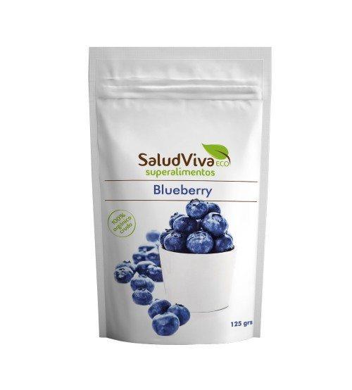 Blueberry en polvo