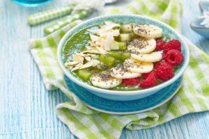 Batido Verde Depurativo sin Plátano – Berry Antiox