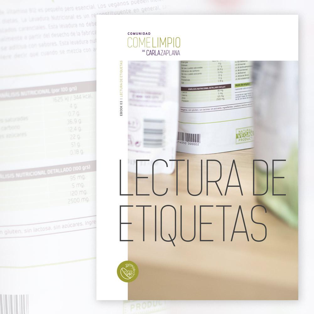 LECTURA DE ETIQUETAS CARLA ZAPLANA NUTRICIONISATA SALUD ALIMENTACION NUTRICION