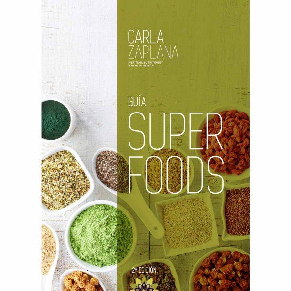 guia superfoods carla zaplana nutricionista alimentacion saludable