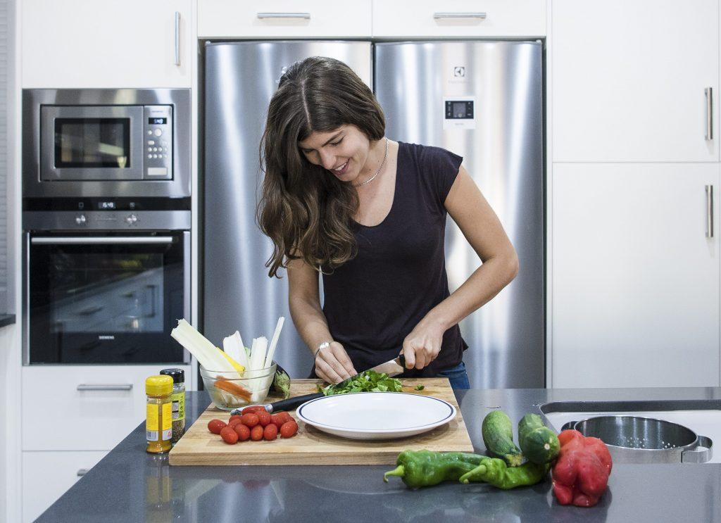 6 razones por las que cocinar m s en casa carla zaplana for Que cocinar con verduras