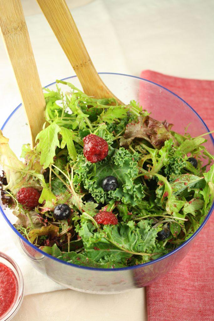Ensalada Antioxidante para refrescar