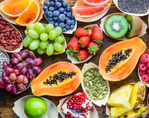 Imagen superfoods carla zaplana come limpio alimentación vegetal