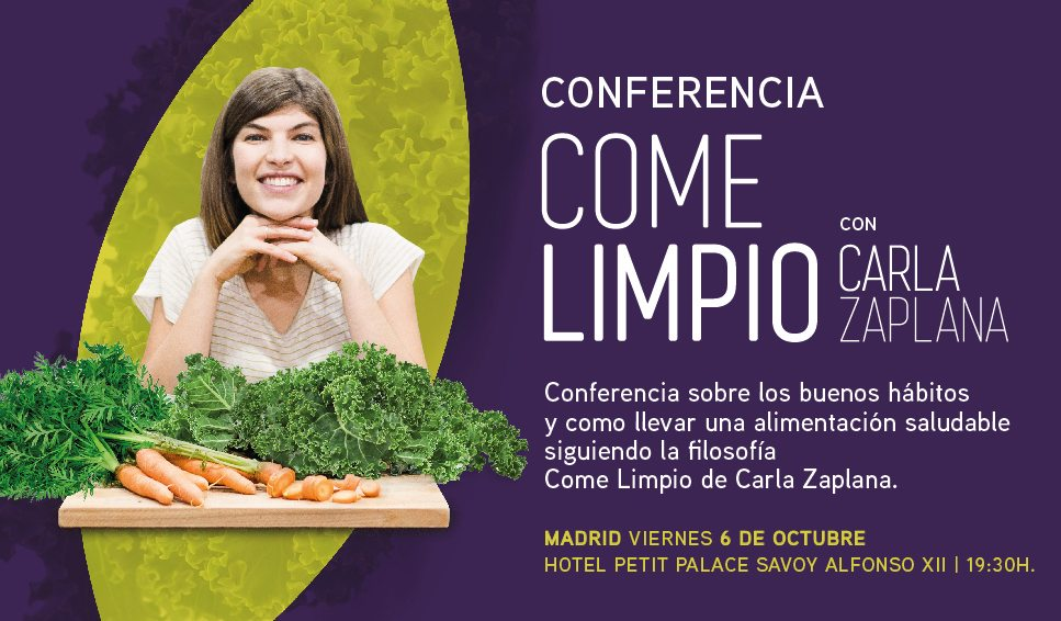 Evento Come Limpio Madrid