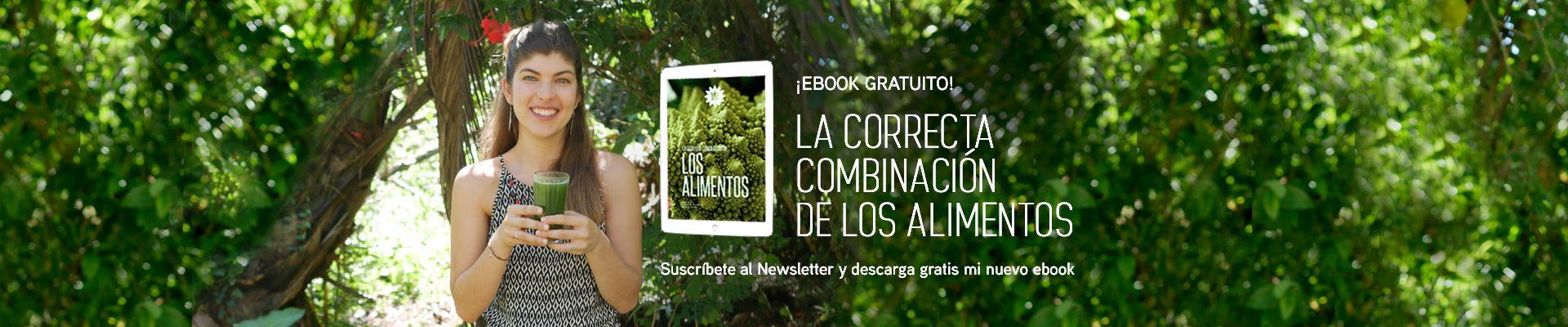 Alimentación vegetal - La Correcta Combinación de los Alimentos Carla Zaplana