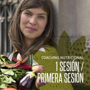 Coaching Nutricional - 1 sesión / primera sesión by Carla Zaplana
