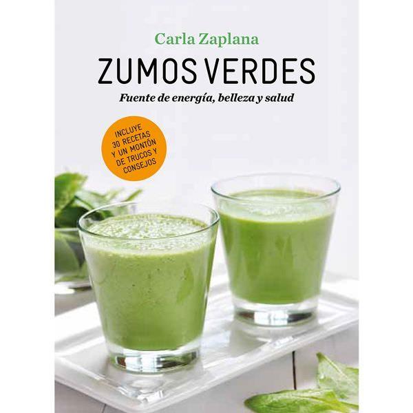 Libro digital Zumos Verdes (español) by Carla Zaplana