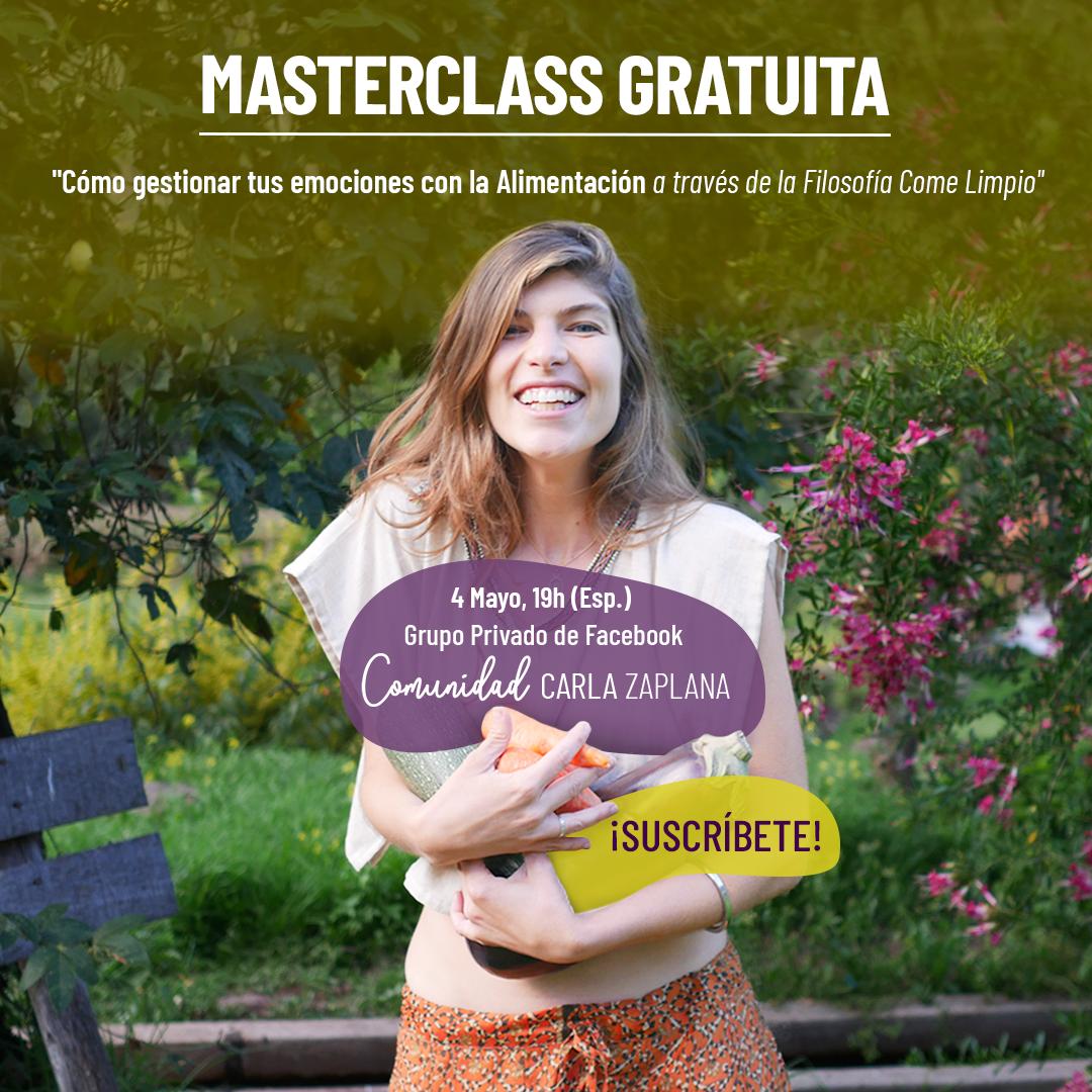 masterclass gratuitua come limpio