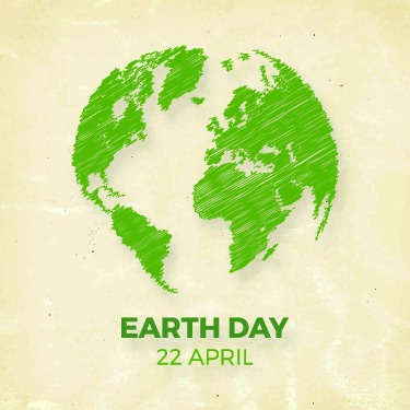 carla zaplana dia mundial de la tierra come limpio